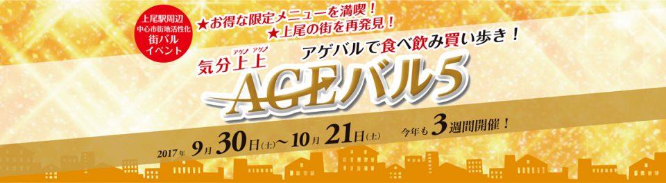 上尾駅周辺 中心市街活性化 街バルイベント